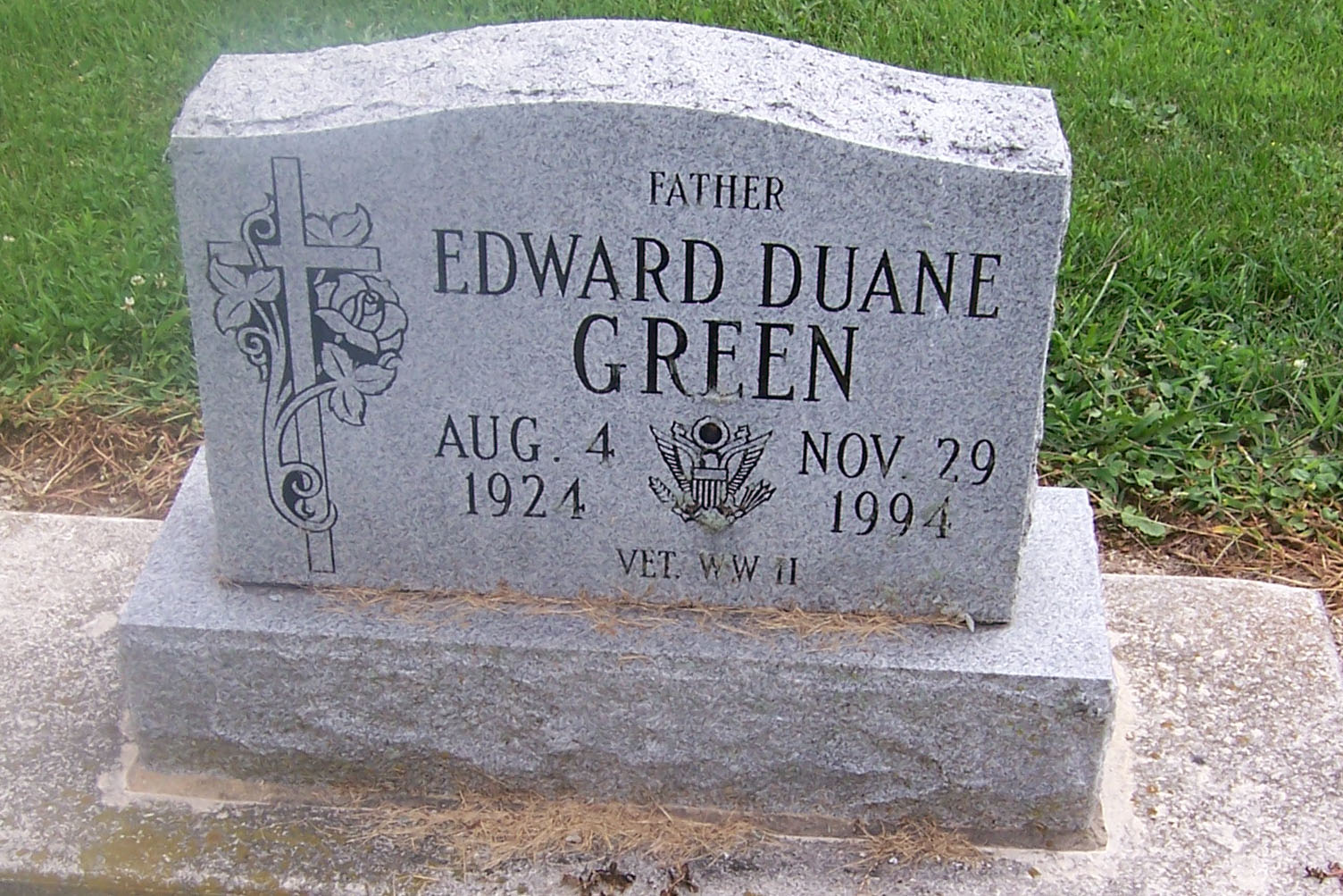 Edward Duane Green