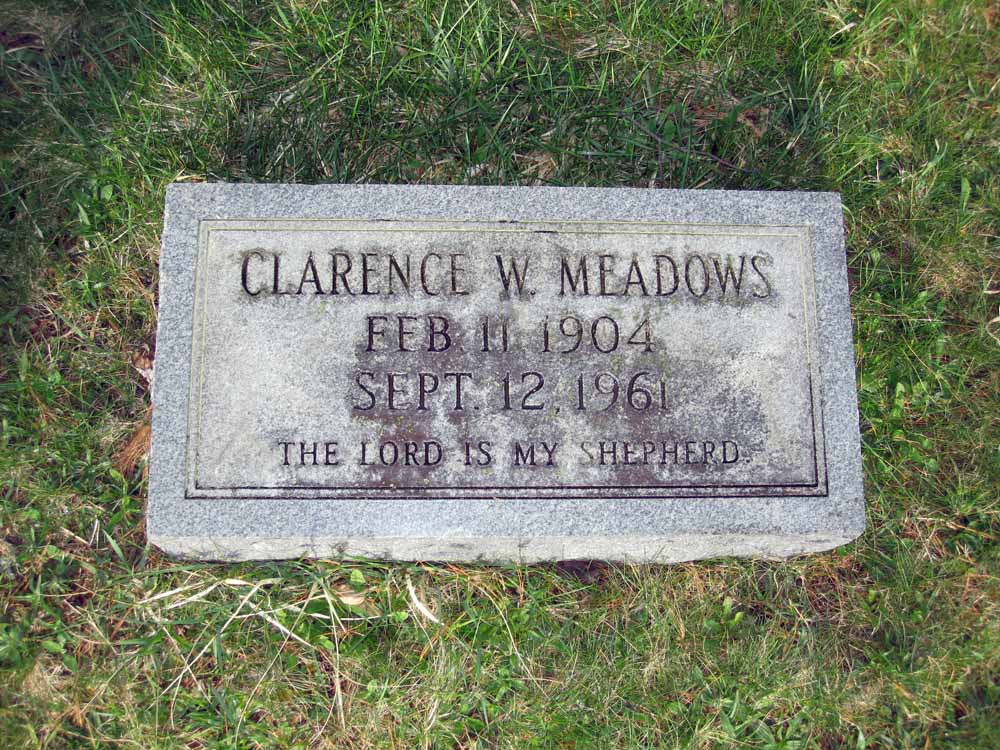 Clarence Watson Meadows