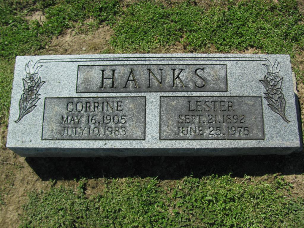 Lester A Hanks