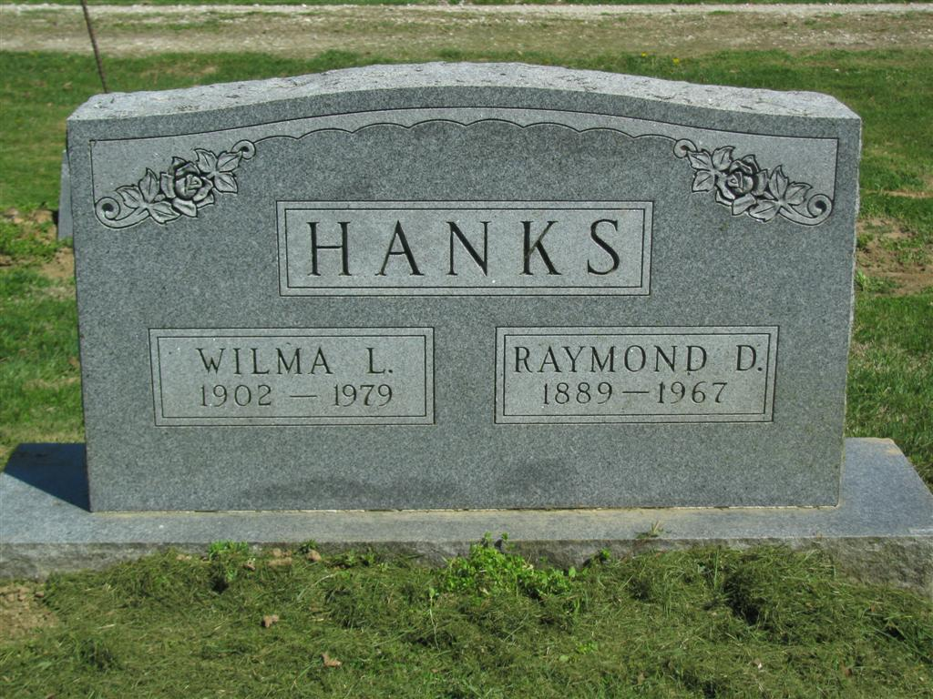 Raymond Dyke Hanks
