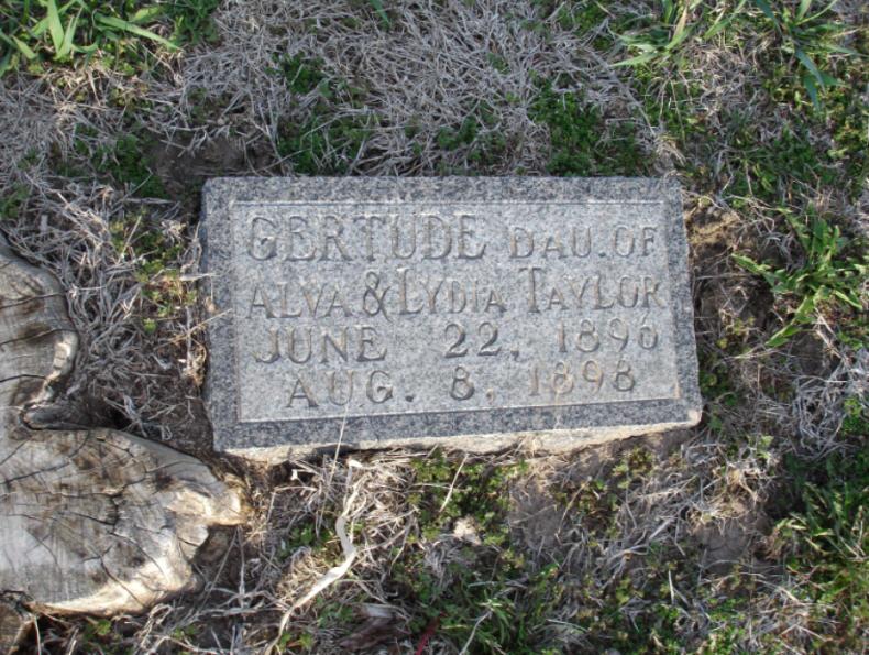 Gertrude Etheldra Taylor