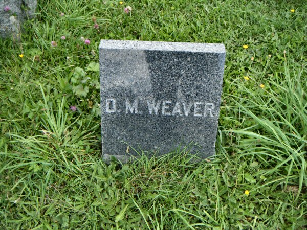 David Matteson Weaver