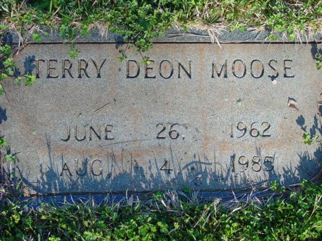 Terry Deon Moose