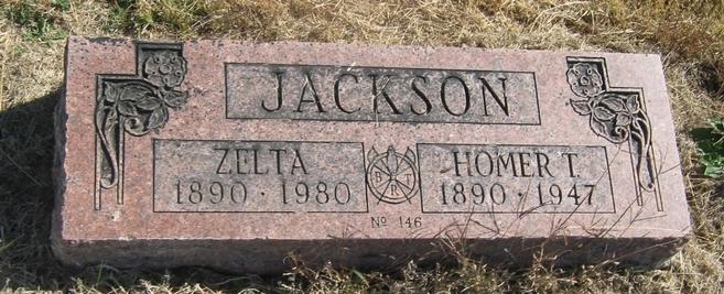 Zelta <i>Bennett</i> Jackson