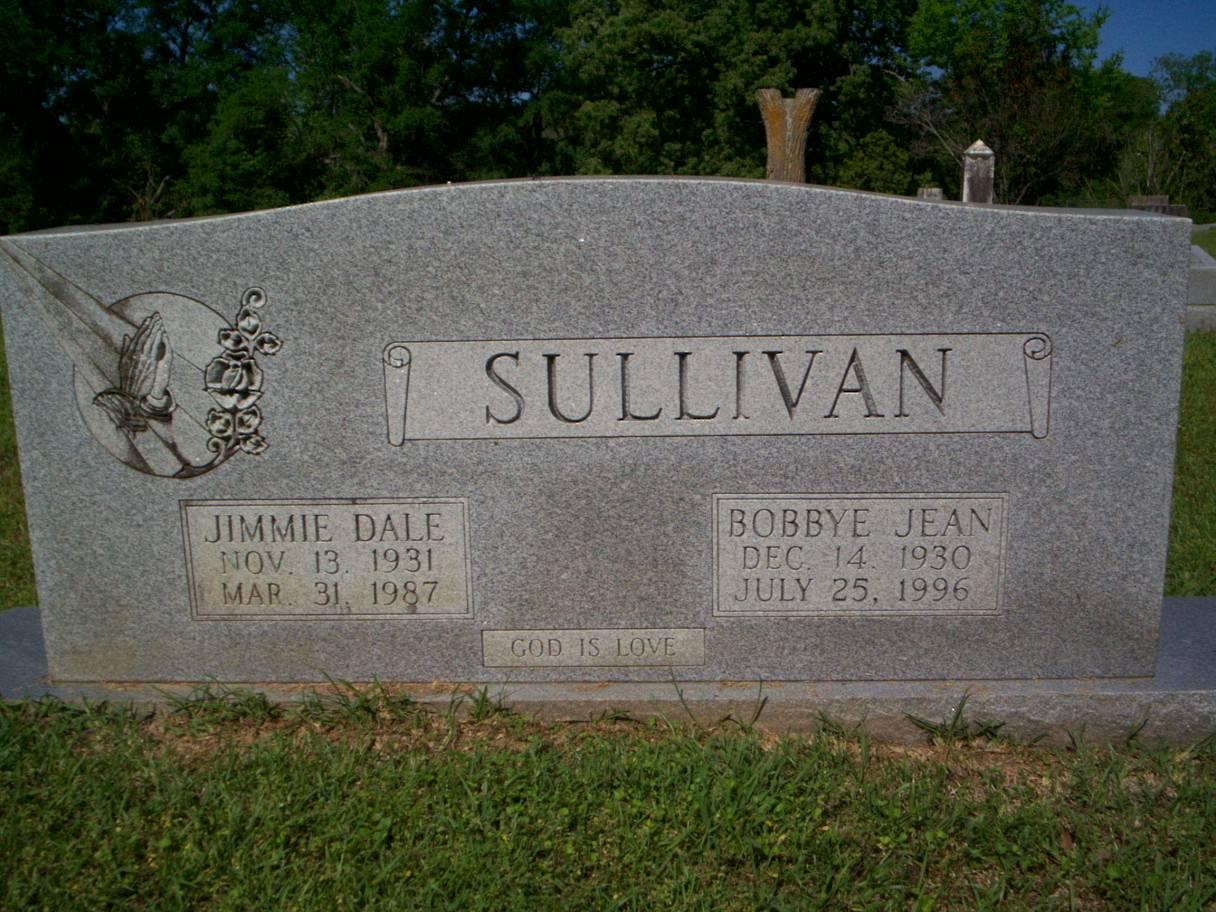 Jimmie Dale Sullivan