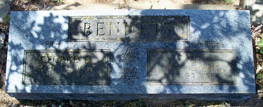 Viola <i>Barrett</i> Bennett