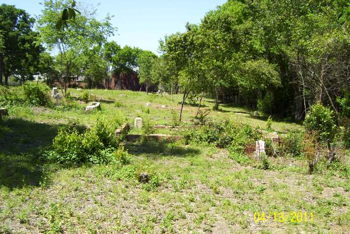Jones Chapel Cemetery