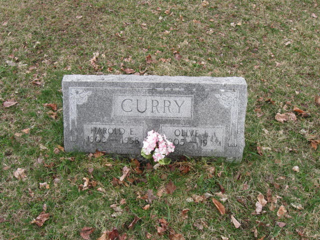 Olive L. <i>Young</i> Curry