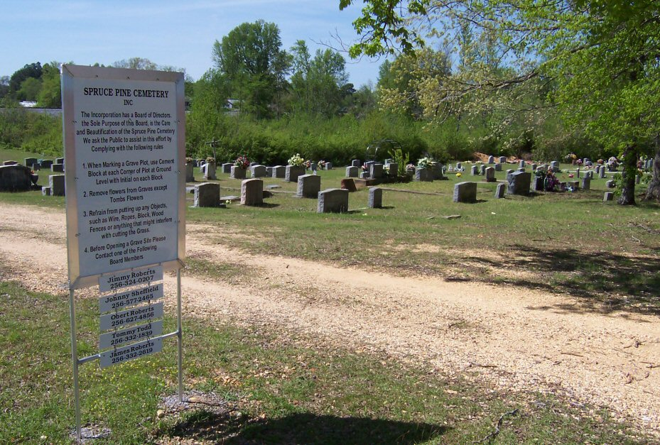Spruce Pine Cemetery