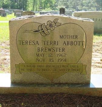 Teresa Terri Marcelle <i>Abbott</i> Brewster