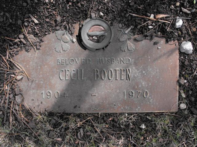 Cecil Booten