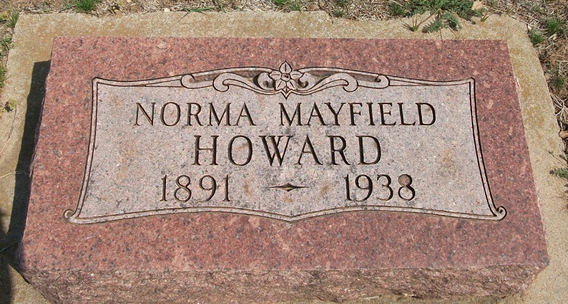 Norma <i>Mayfield</i> Howard