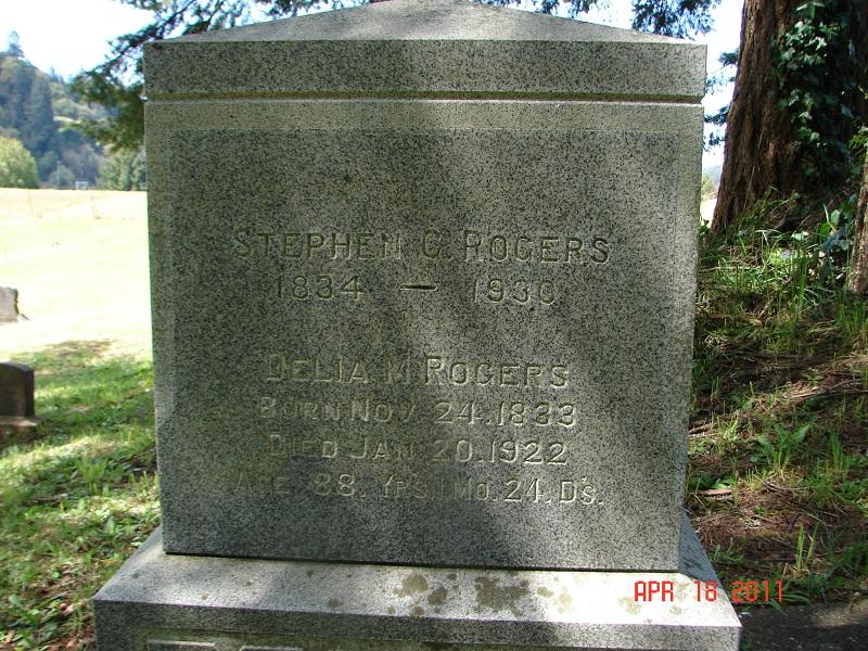 Capt Stephen C Rogers 1834 1930 Find A Grave Memorial