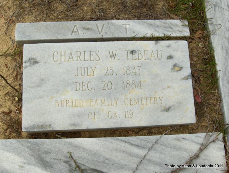 Charles Watson Tebeau