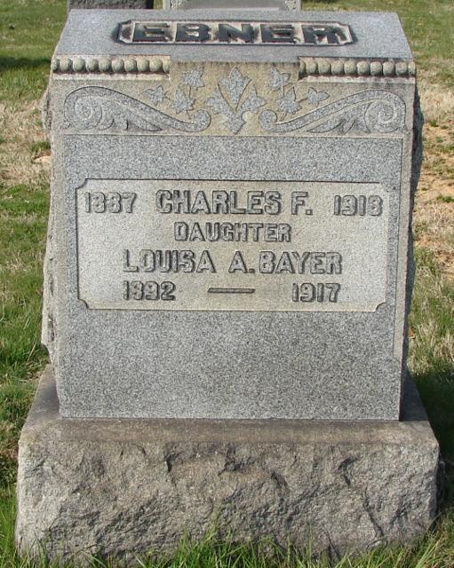 Louisa A <i>Ebner</i> Bayer