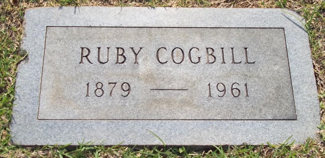 Ruby L Cogbill