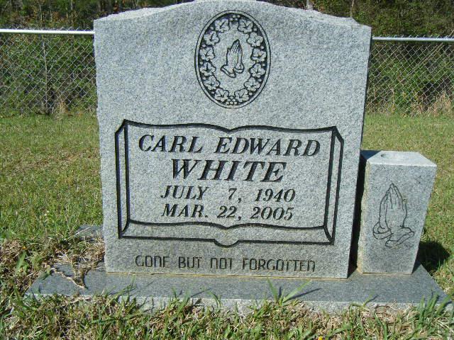 Carl Edward White