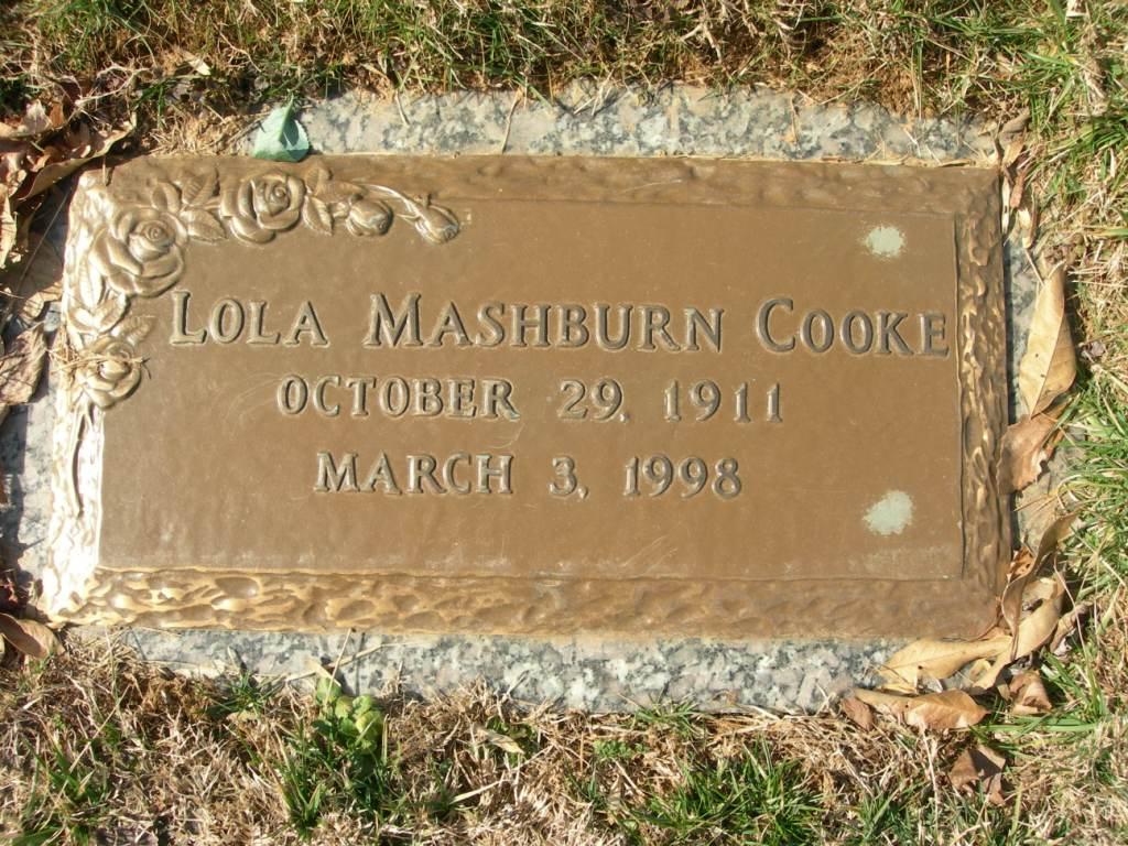 Lola <i>Mashburn</i> Cooke