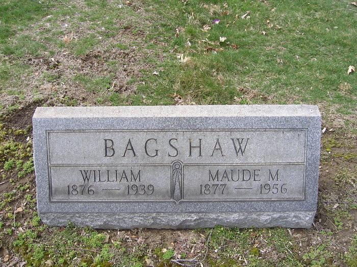 Maude <i>Billingsley</i> Bagshaw
