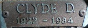 Clyde Durrel Donaldson