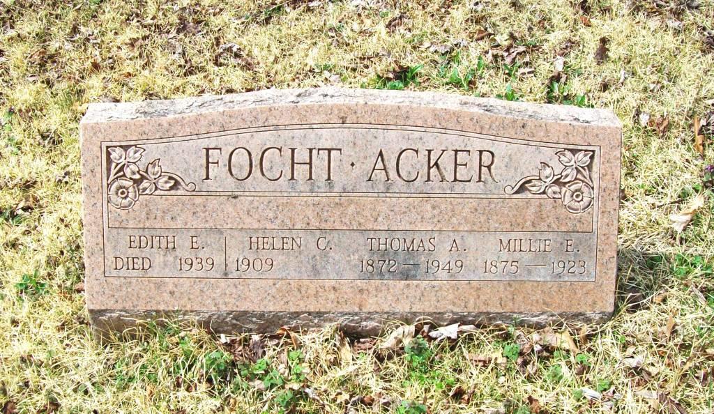Thomas A. Acker