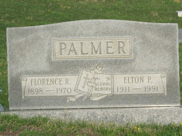 Elton P. Palmer