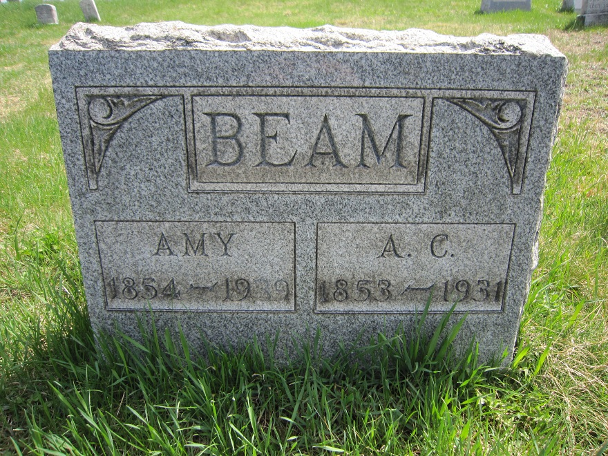 Amy <i>Blough</i> Beam