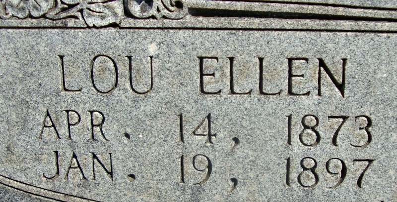 Lou Ellen <i>Cock</i> Scallions