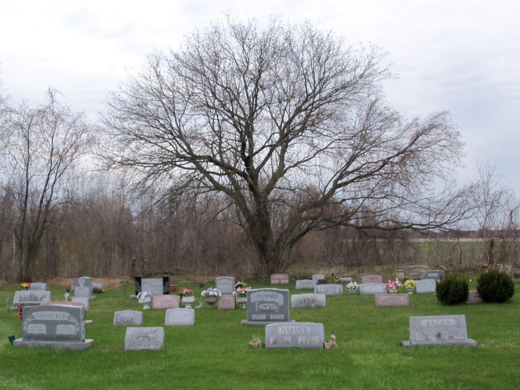 Bates Road Cemetery