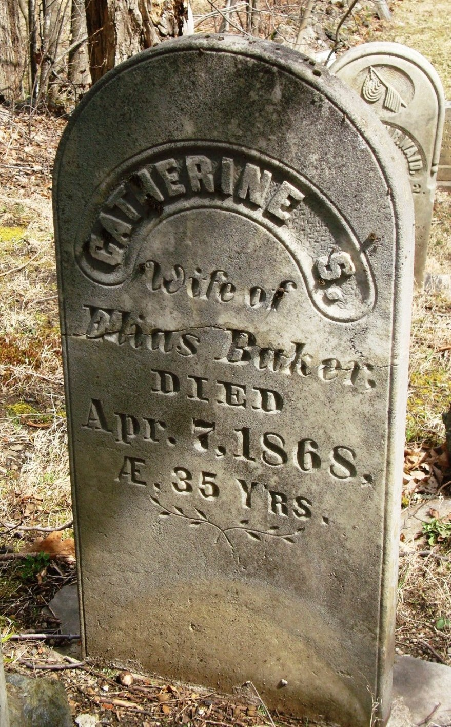 Catherine S. <i>Phillips</i> Baker