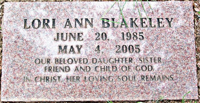 Lori Ann Blakeley