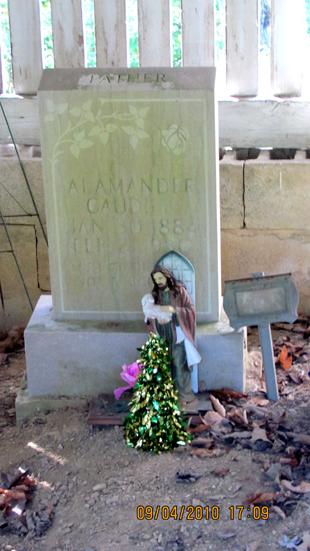 Alamander Caudill