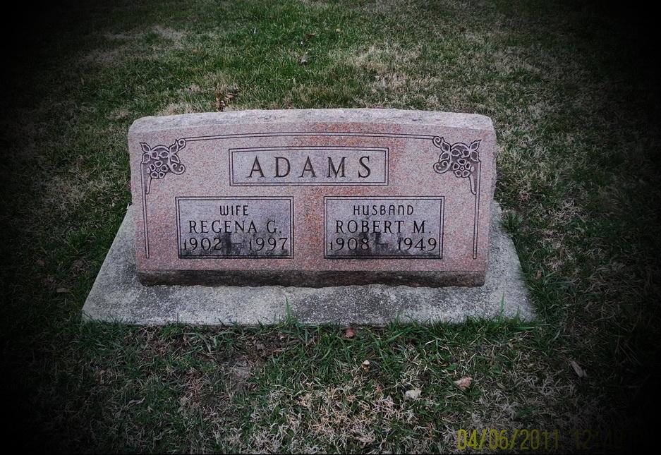 Regena G Adams