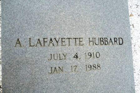 A. Lafayette Hubbard