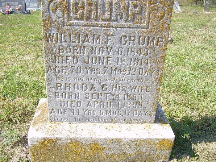 William Franklin Crump