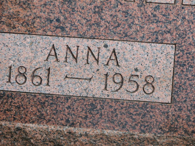Anna <i>Cohee</i> Caldwell