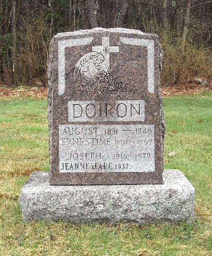 Joseph Auguste Doiron, Jr