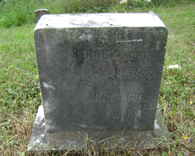 Rhoda Ann <i>Hall</i> Nearhood