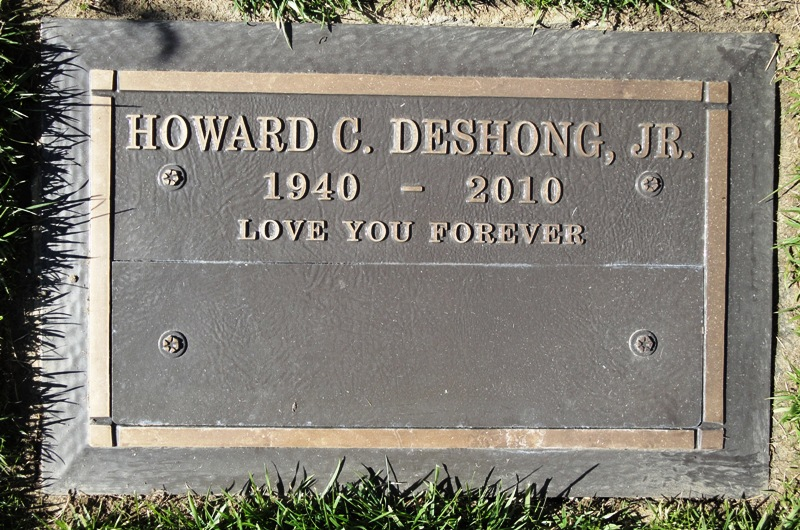 Howard Cooper Deshong, Jr