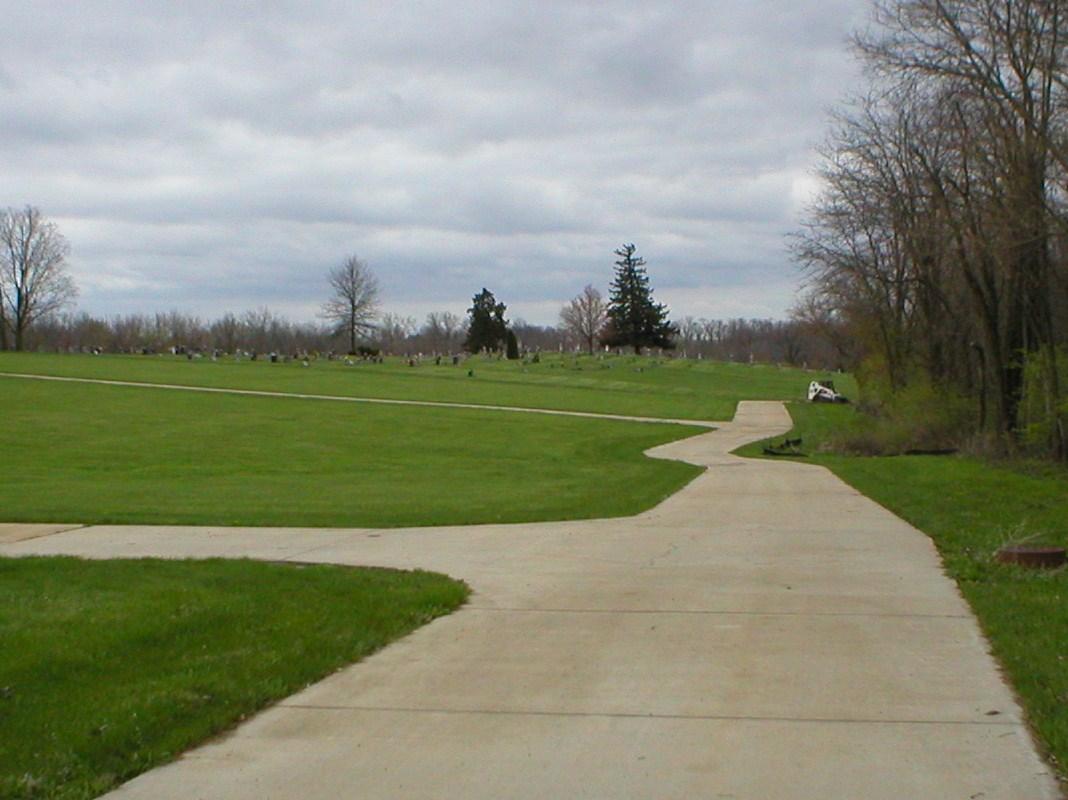 Pleasantville Cemetery
