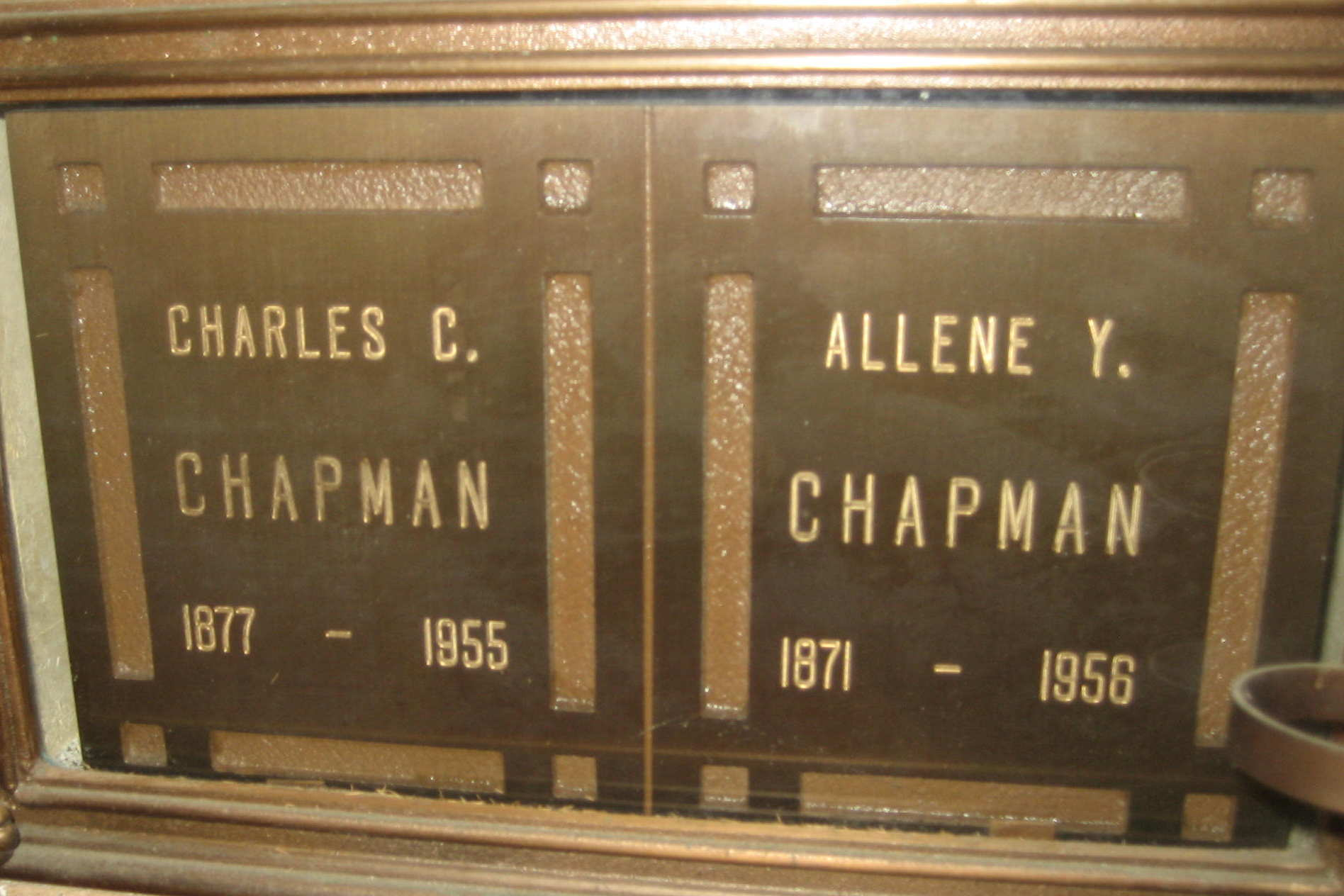 Charles Carroll Chapman