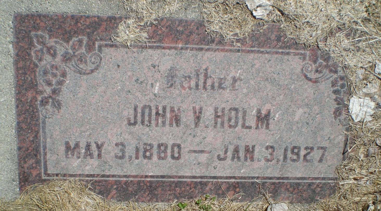 John Victor Holm