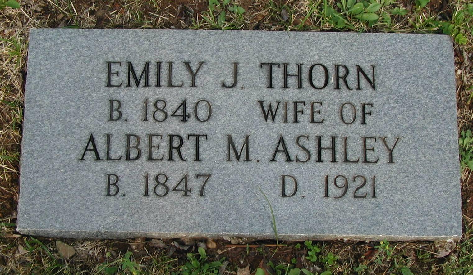 Albert Madison Ashley
