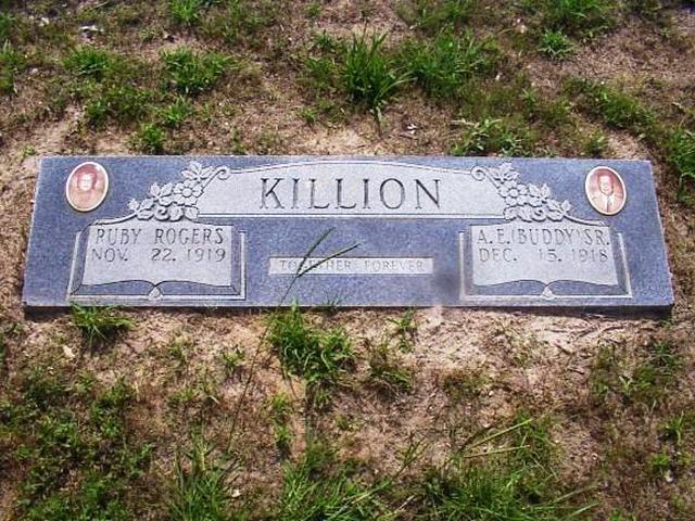 Ruby <i>Rogers</i> Killion