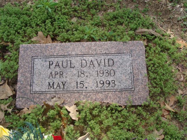 Paul David Dalrymple
