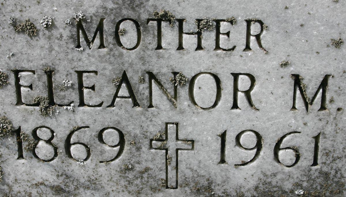 Eleanor M. <i>Balthazar</i> Bricco