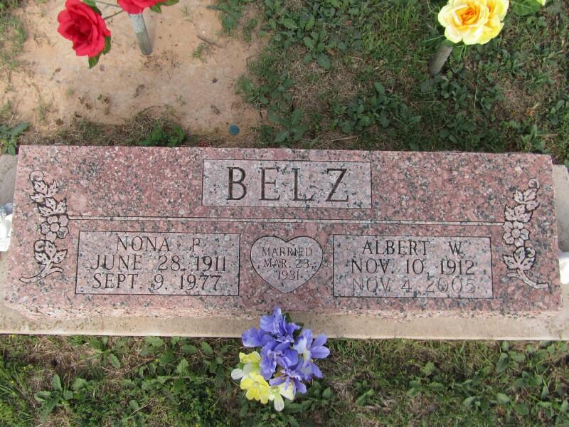 Albert William Fredrick Belz