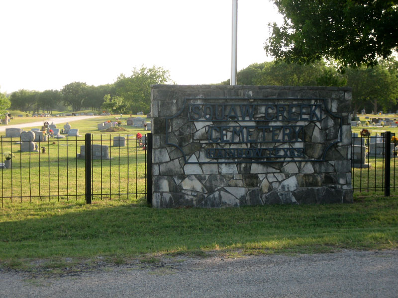Squaw Creek Cemetery