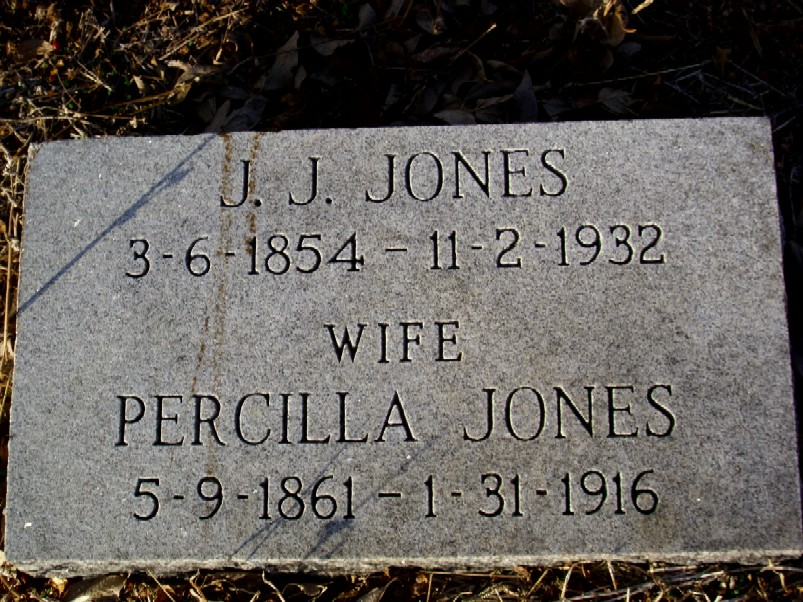Percilla <i>Lindsay</i> Jones