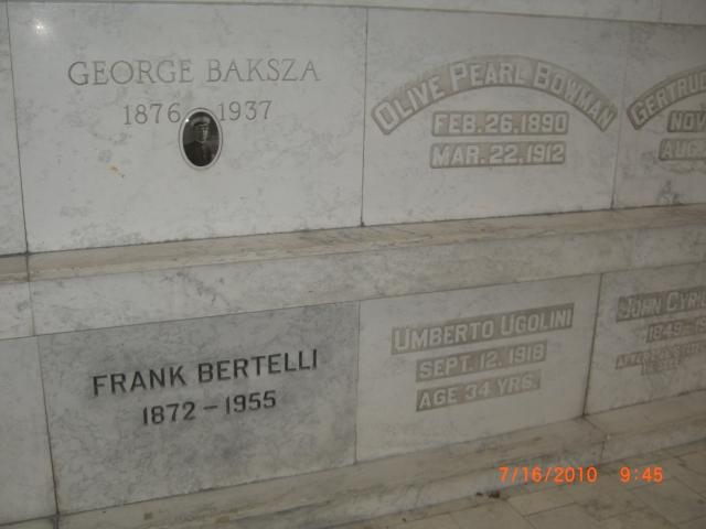 Frank Bertelli